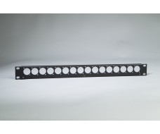 1U-Upanel-16XLR for ZEPB