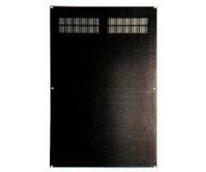 12U-Back plate-black