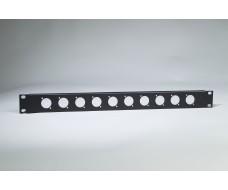1U-Upanel-10XLR for ZEPB