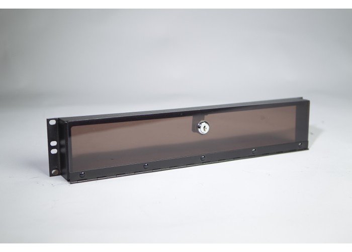 2U-Safety plexiglass open box
