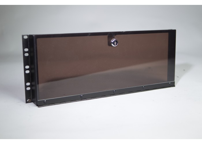 3U-Safety plexiglass open box