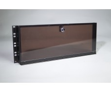 4U-Safety plexiglass open box