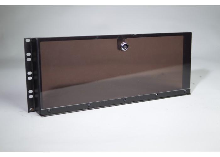 4U-Safety plexiglass open box