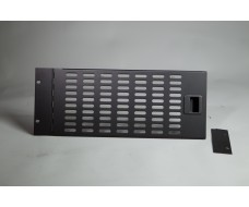 4U-Rack ventilation door