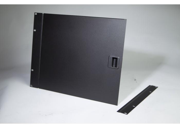6U-Rack servise door