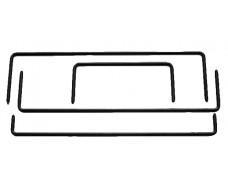 Tiebar for Patchbay - 45mm